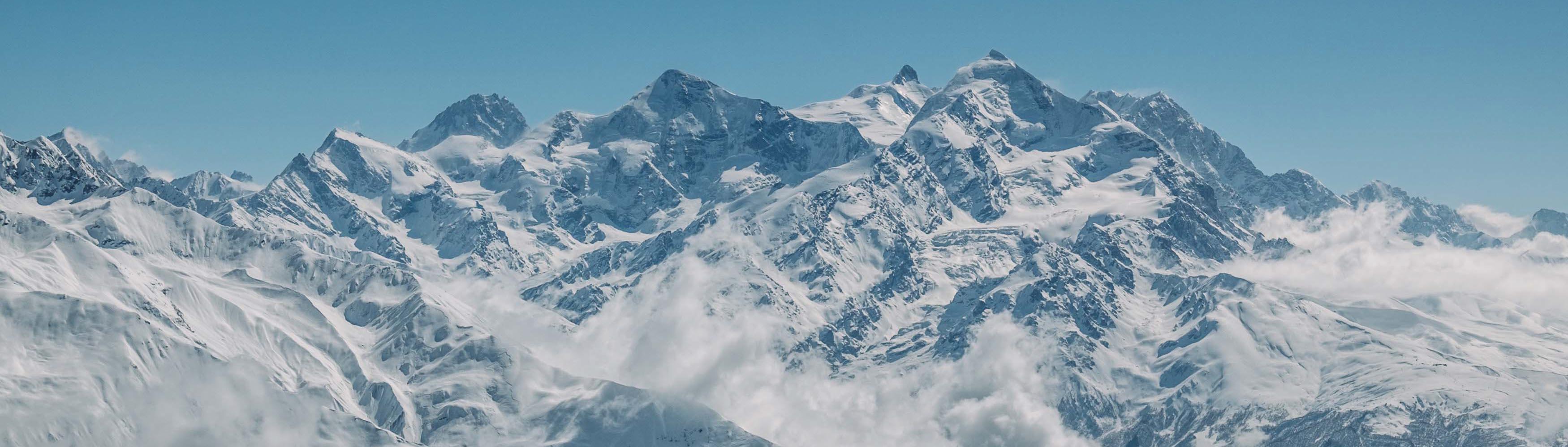 Skitouren Swanetien Georgien