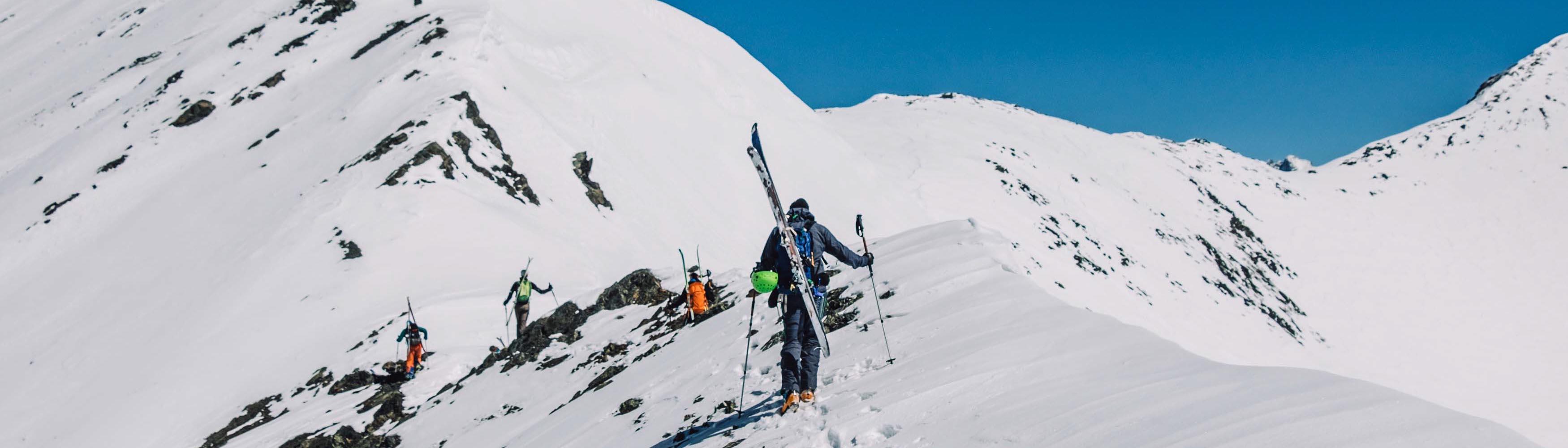 Skitouren in Georgien