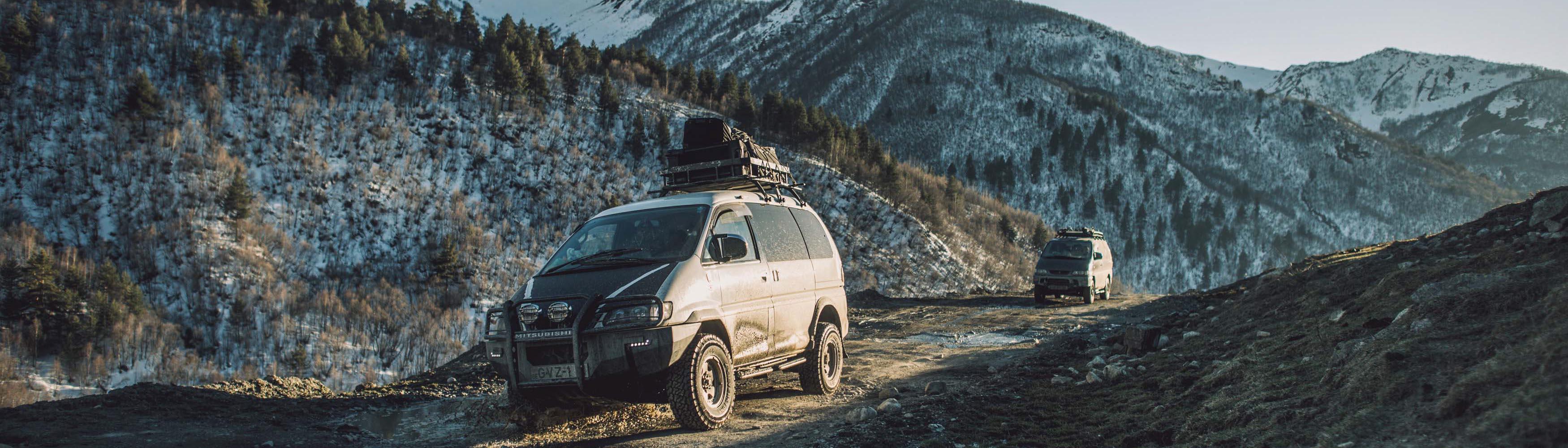 Skitourenreise Kaukasus