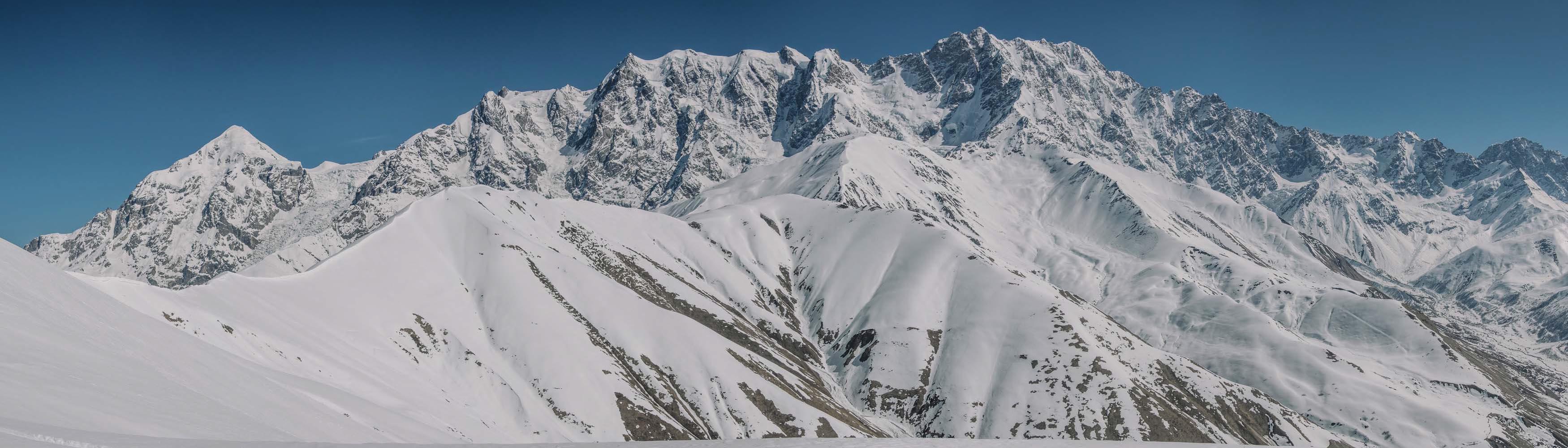 Skireise Kaukasus