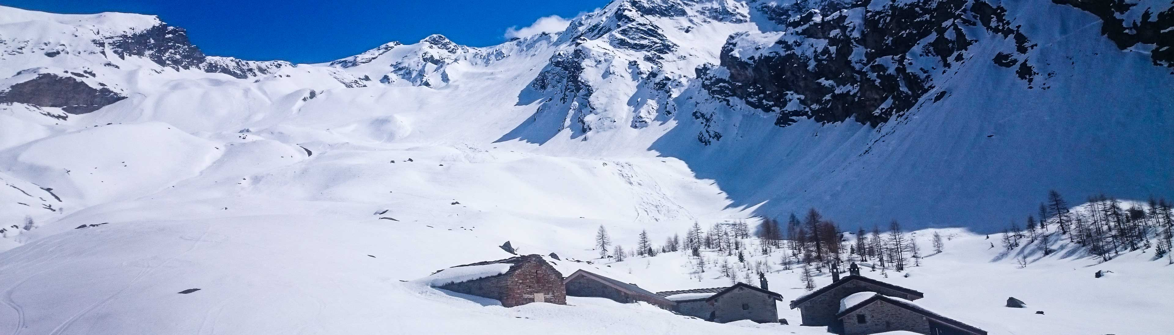 Skidurchquerung Gran Paradiso