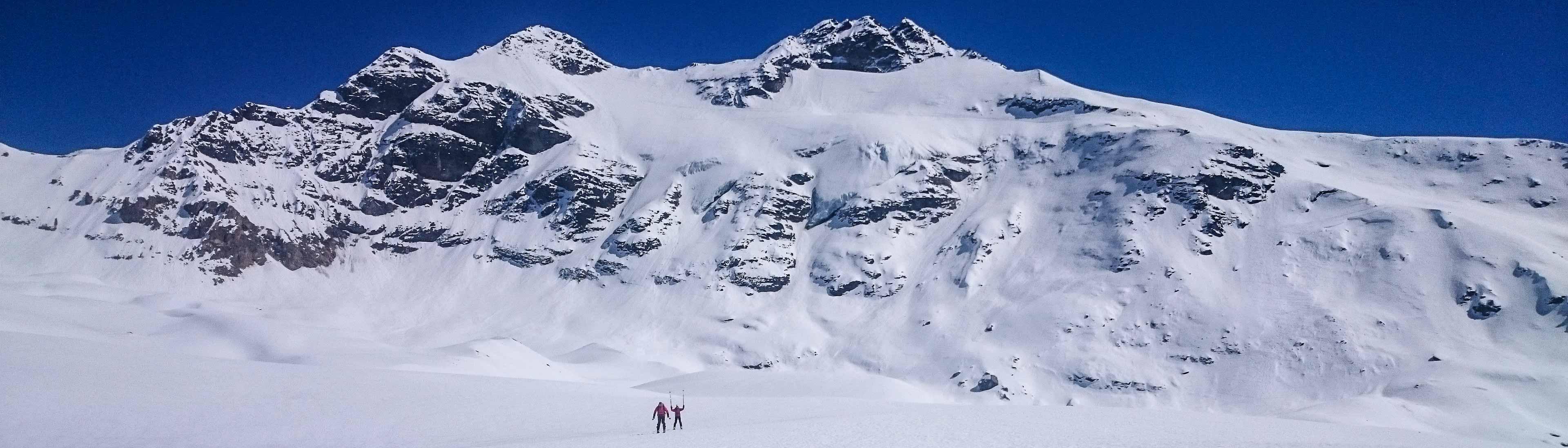 Skihochtour Italien