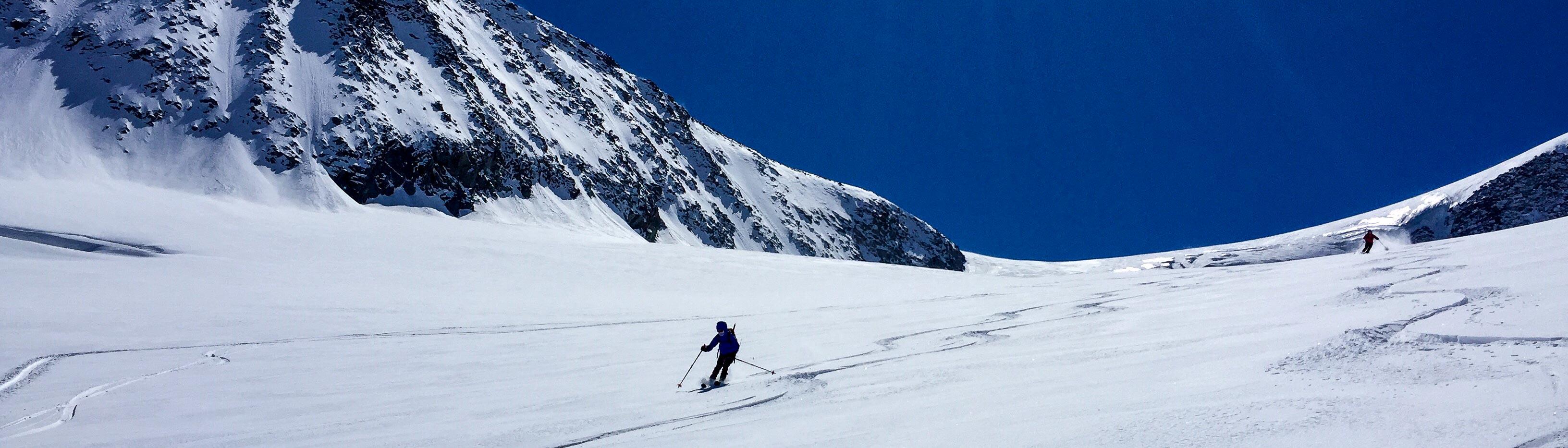 Grossvenediger Skitour