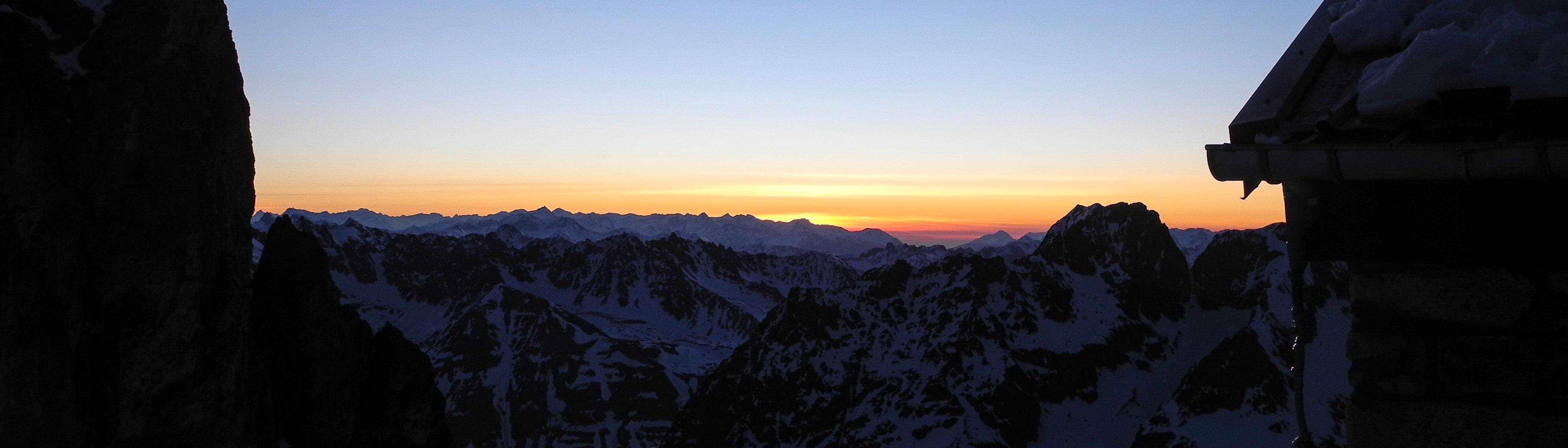 Skitour Dauphine Bergführer