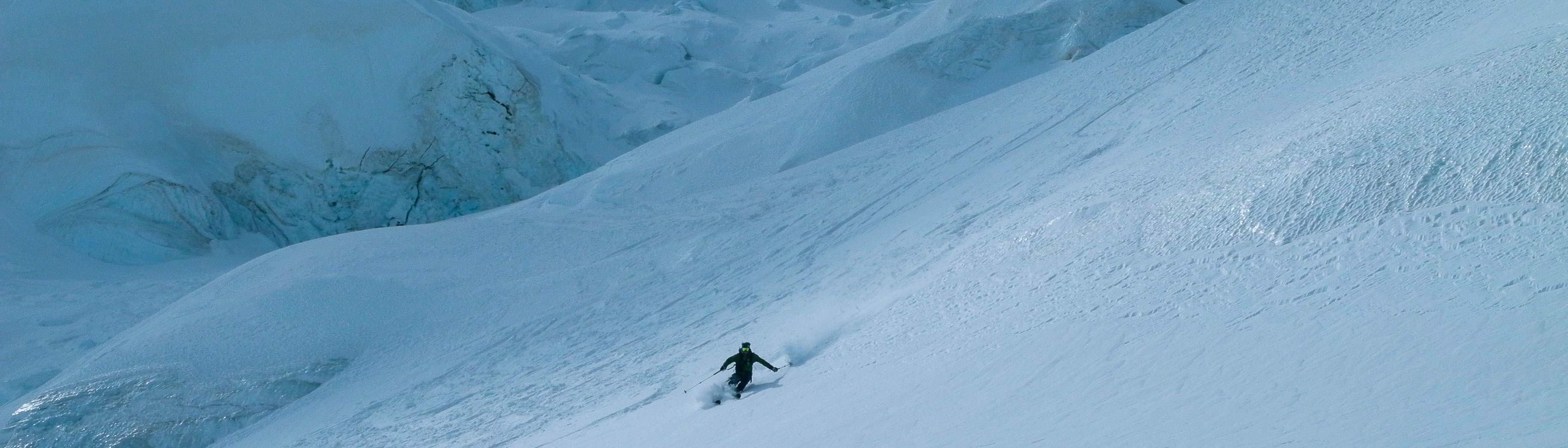 Skitour Ecrins