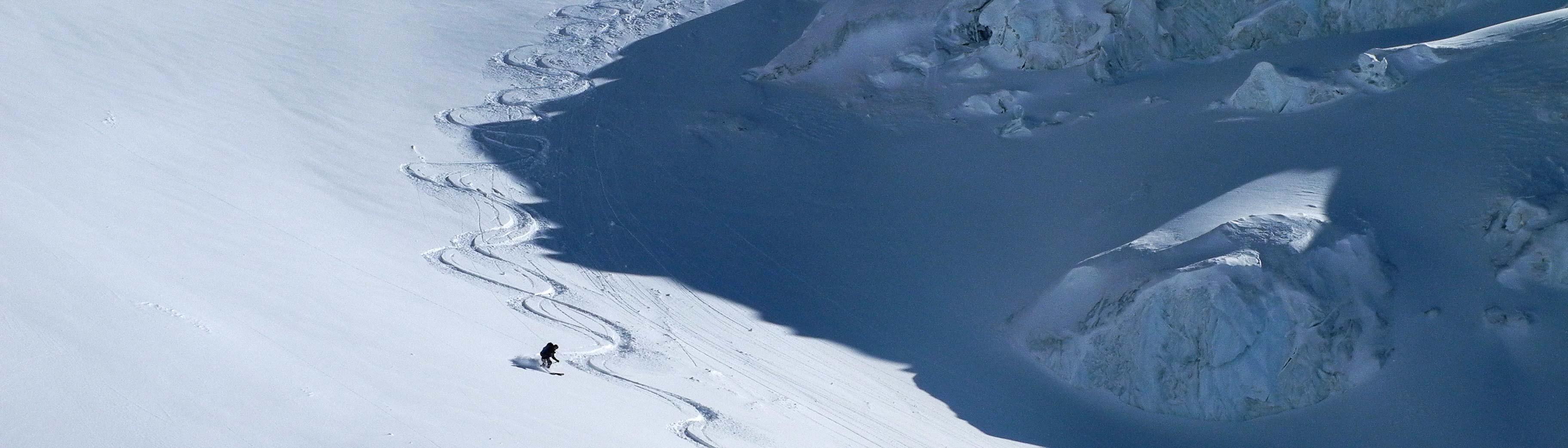 Ortler Skitouren mit Bergführer