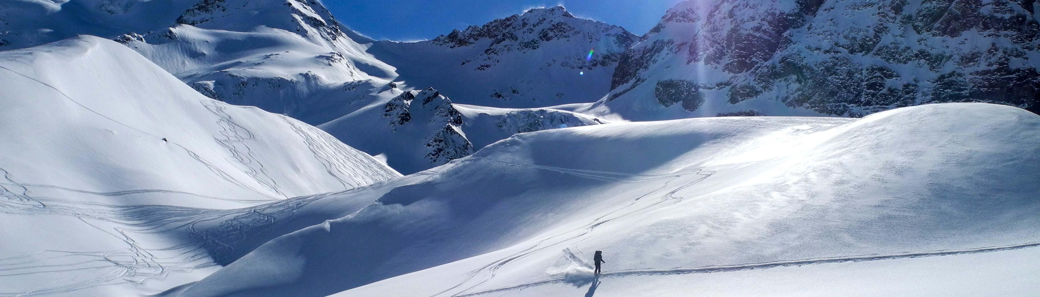 Skitouren Ortler