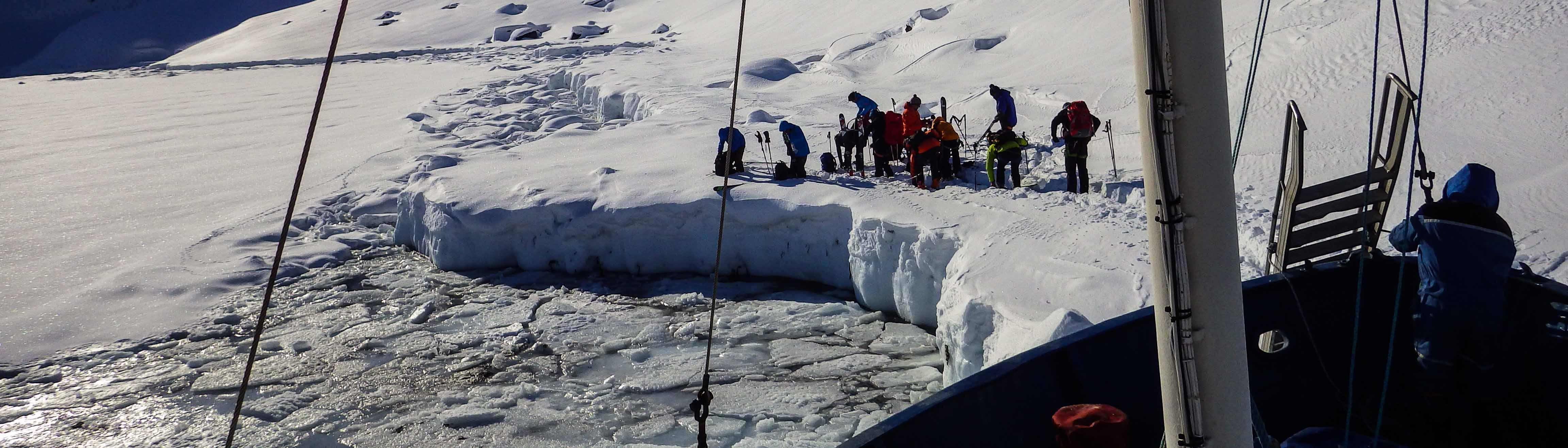 Skitouren Grönland