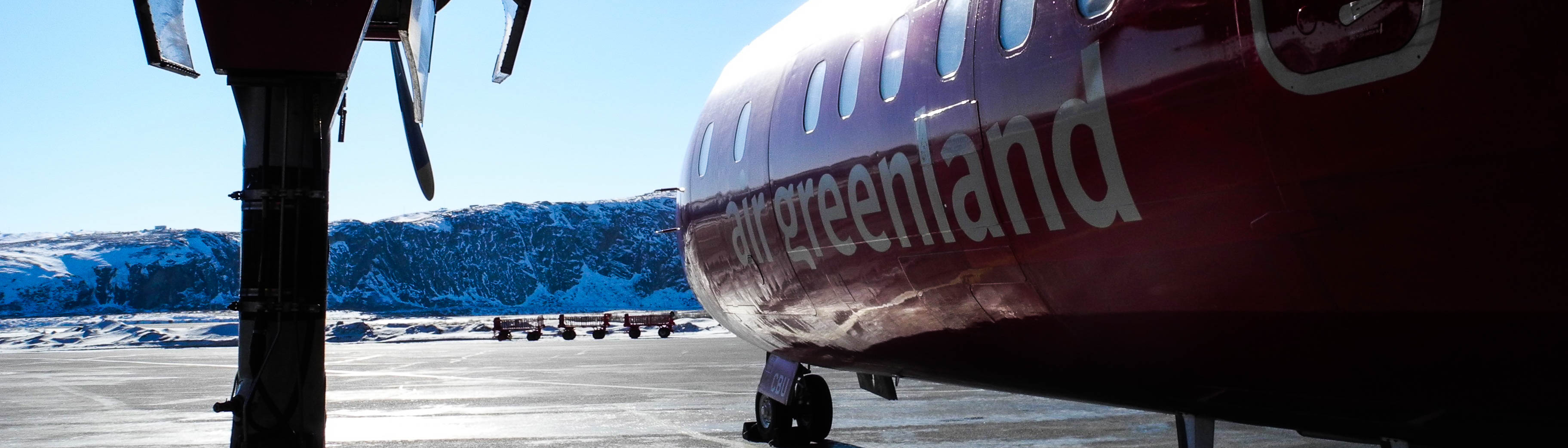 Skitouren Grönland, Grönland Ski