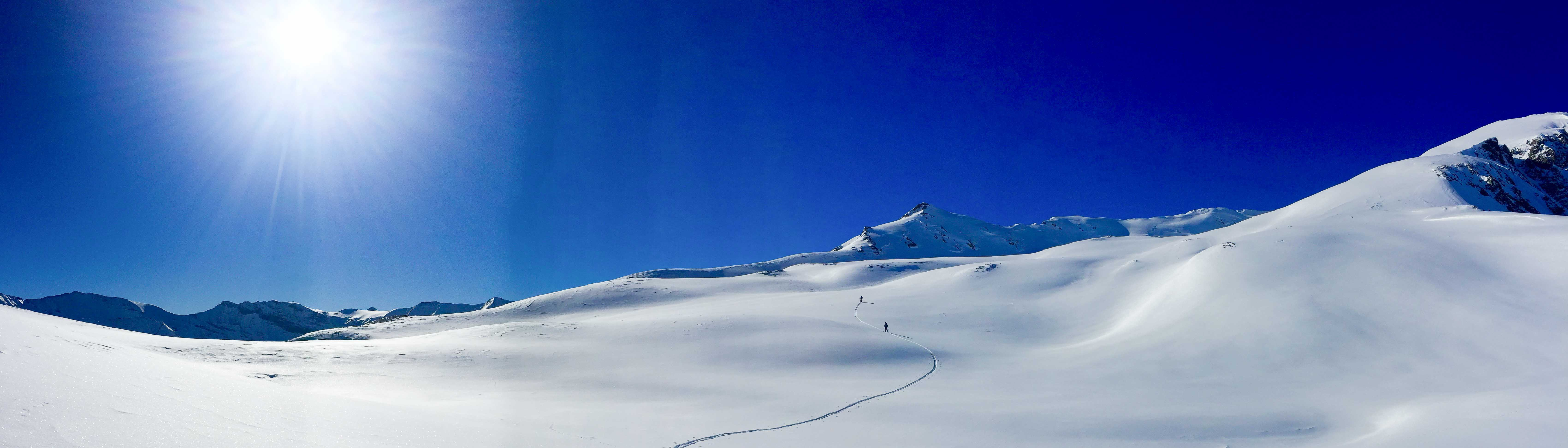 Skitourenkurs Anfänger