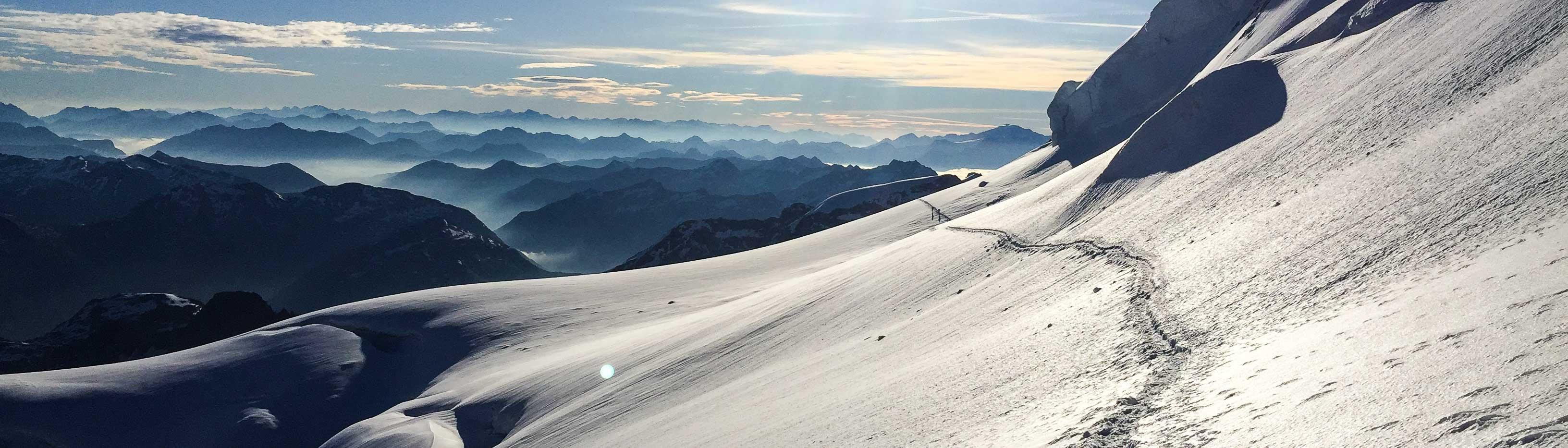 Hochtourentraining Bernina