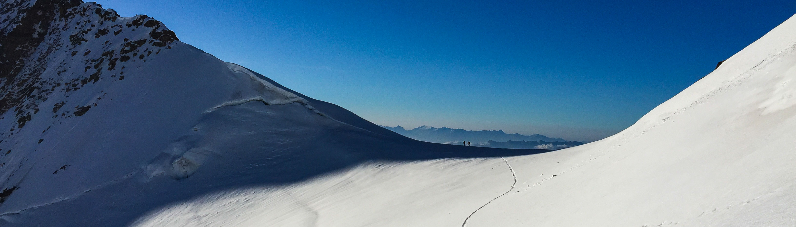 Hcohtouren Training Bergführer Bernina