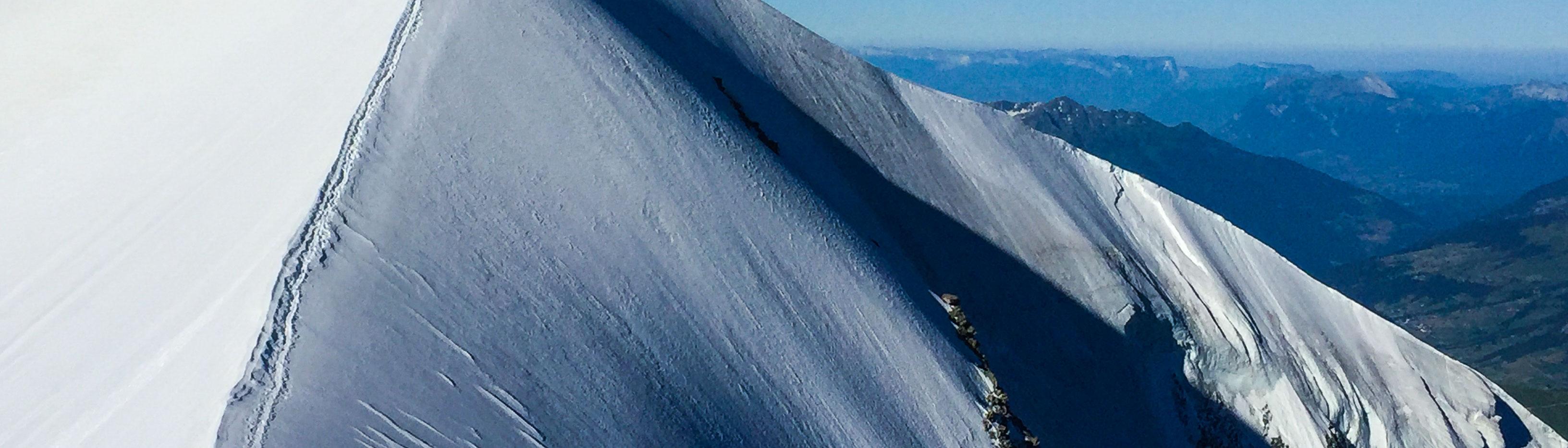 Hochtouren Training Mont Blanc