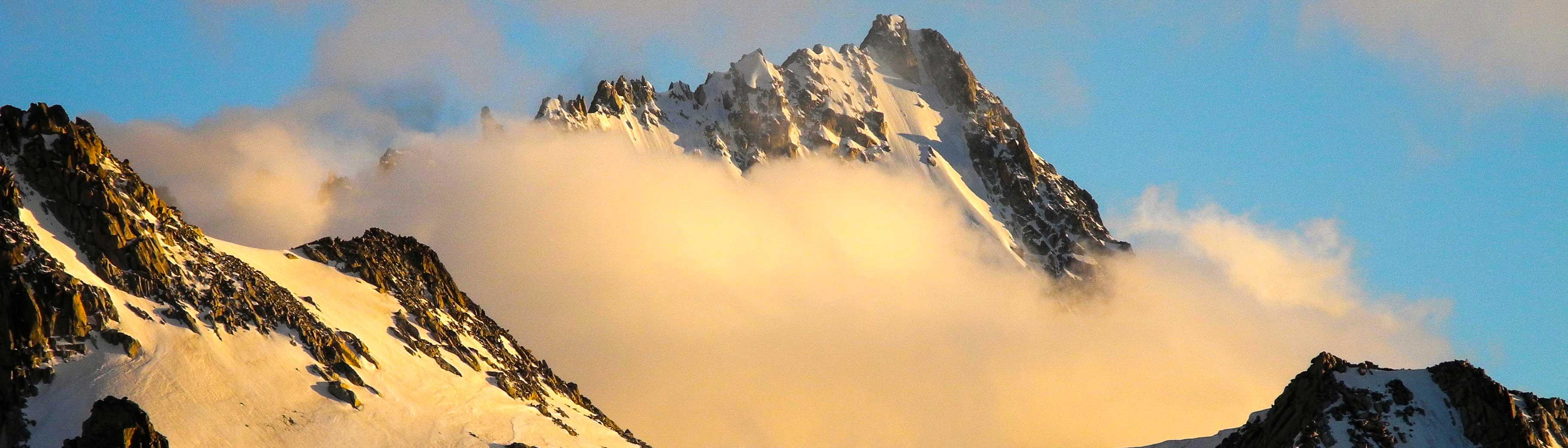 Hochtouren Training Alpen