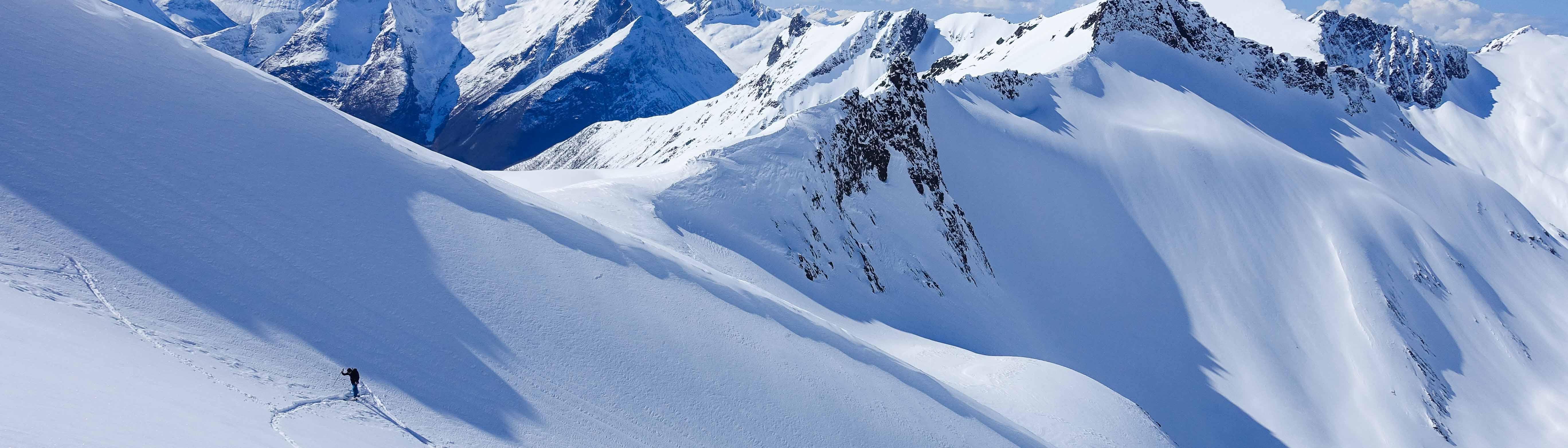 Skitouren Norwegen – Hjorundfjord Haute Route