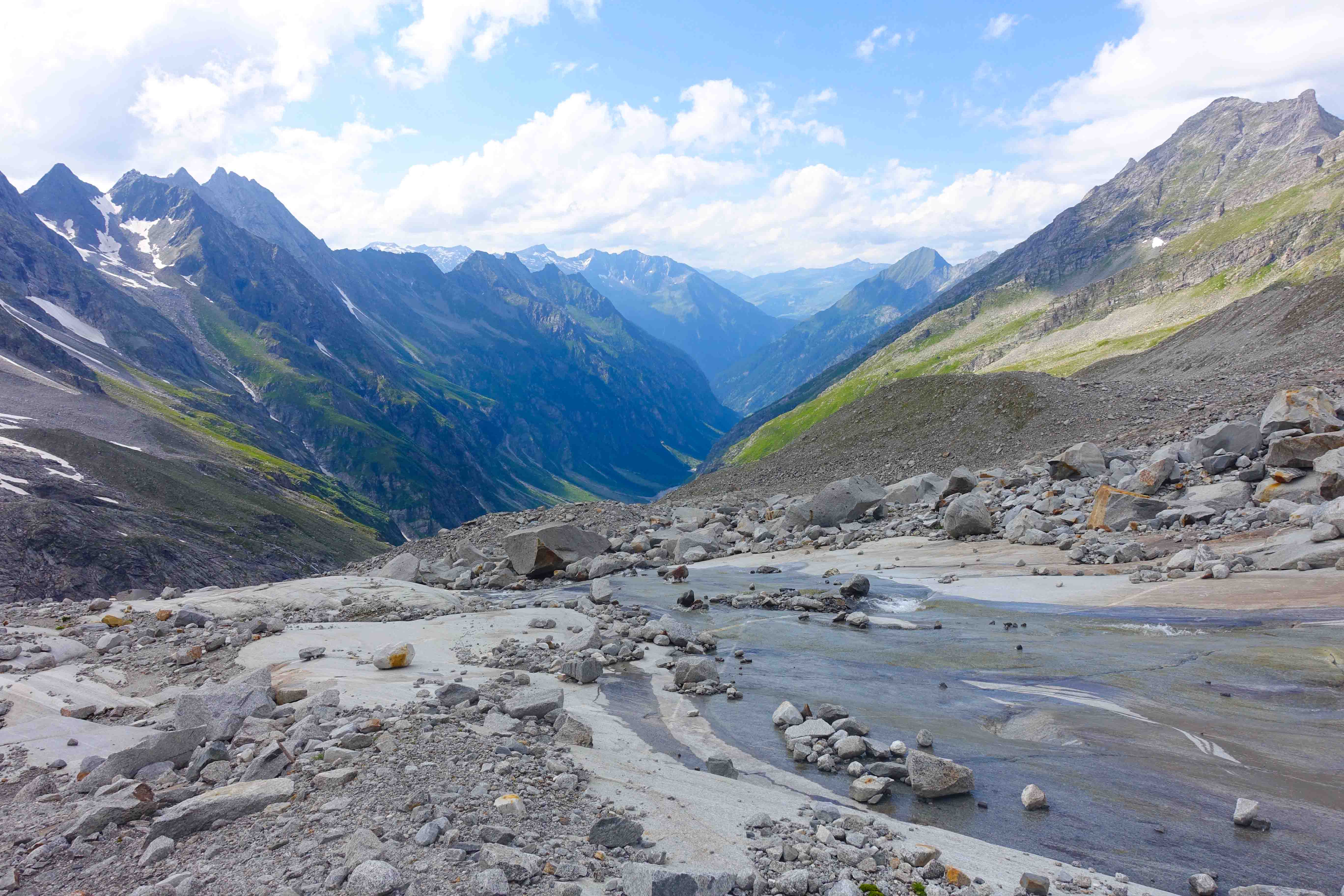 Alpinklettern im Zillertal, Zillertal Climbing, Climbing Zillertal