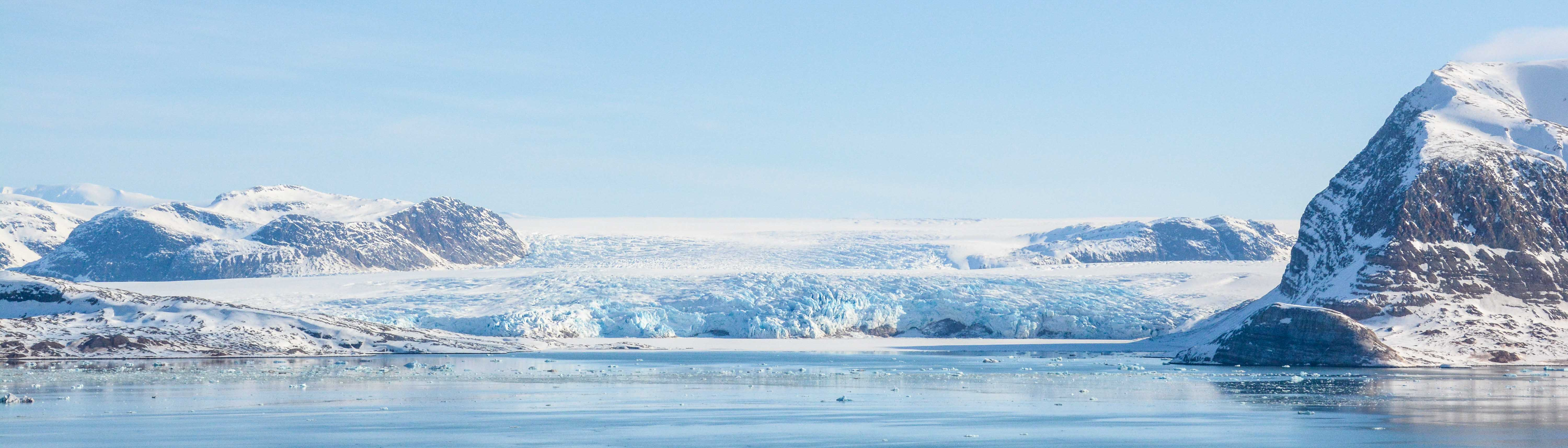 Skitouren in Spitzbergen