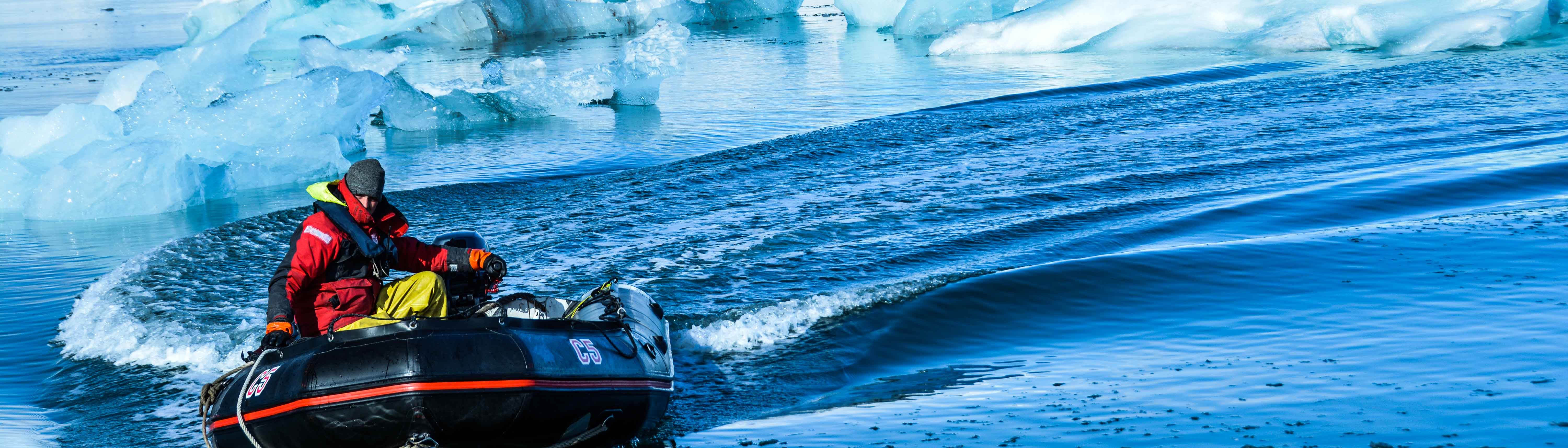 Skitouren Spitzbergen
