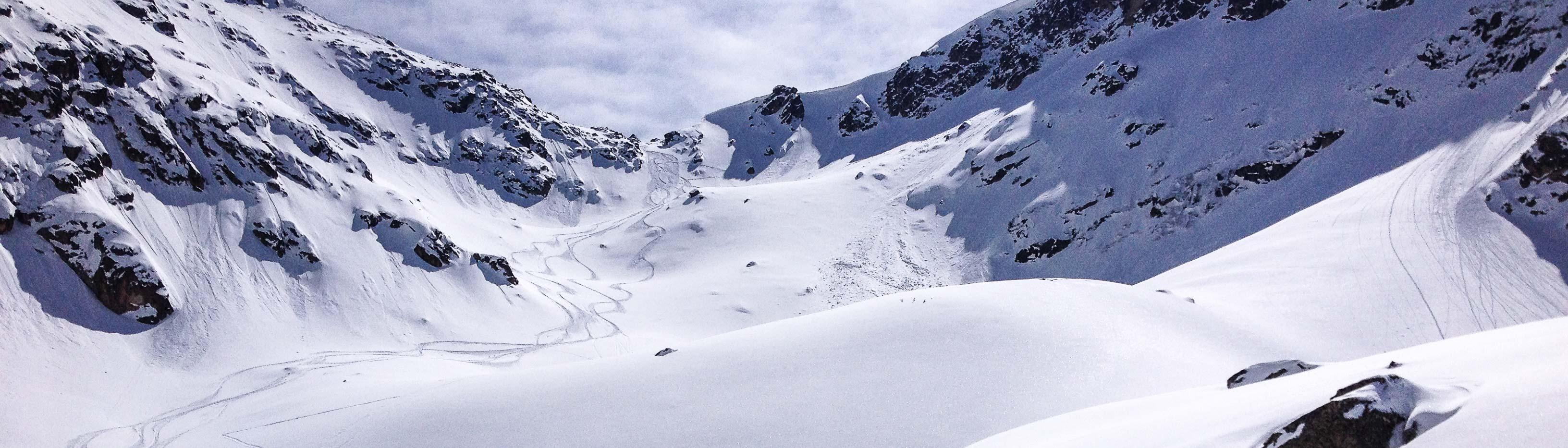 Skitouren Balkan
