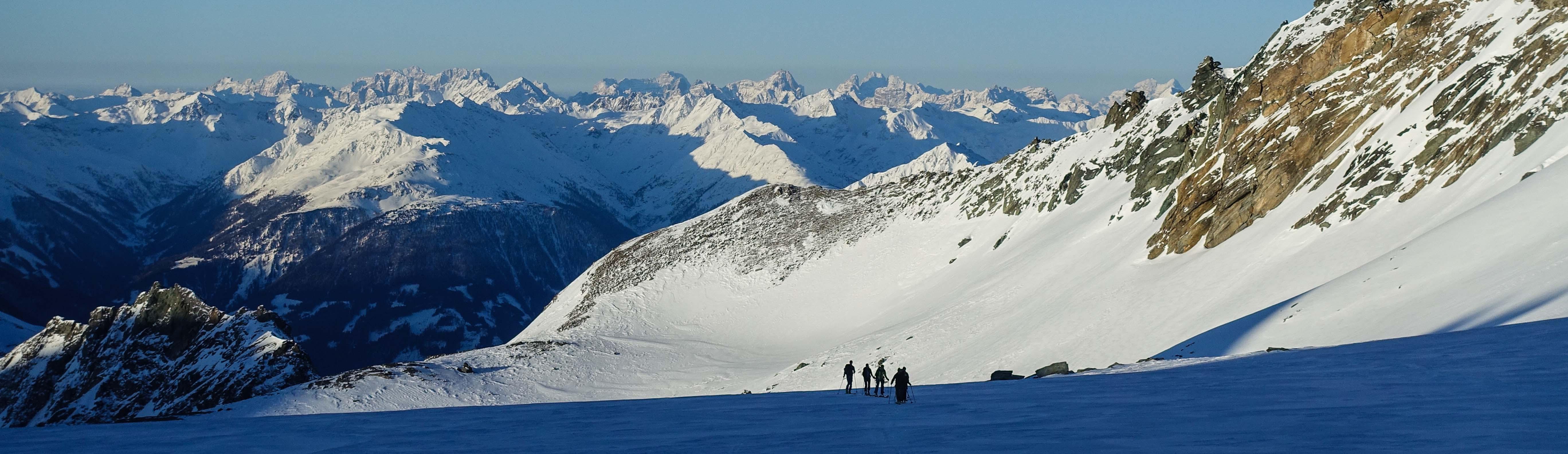 Großglockner Bergführer, Skitour Großglockner, Österreich Skitour