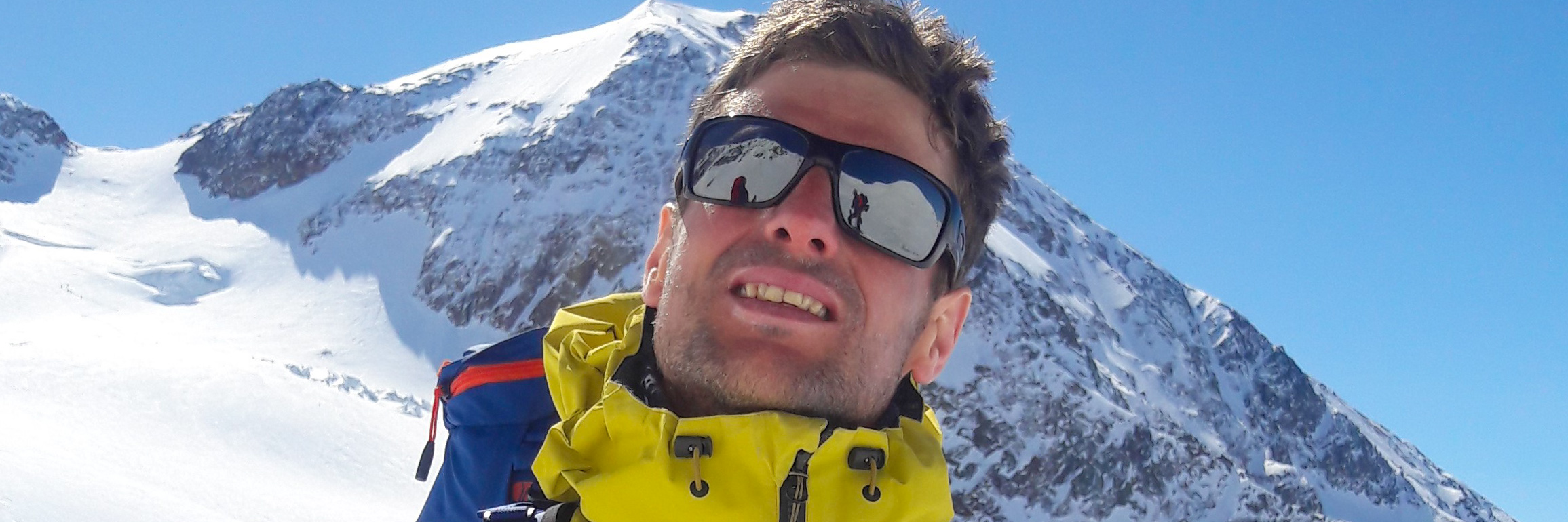 Daniel Obererlacher Bergführer, Skiführer, Ber und Skiführer Tirol
