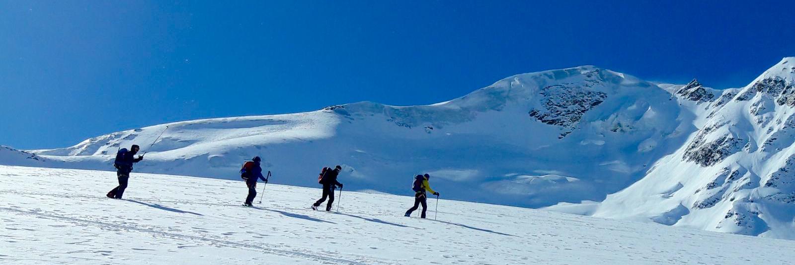 Skitour Venediger, Bergführer Osttirol, Daniel Bergführer, Bergführer Innsbruck