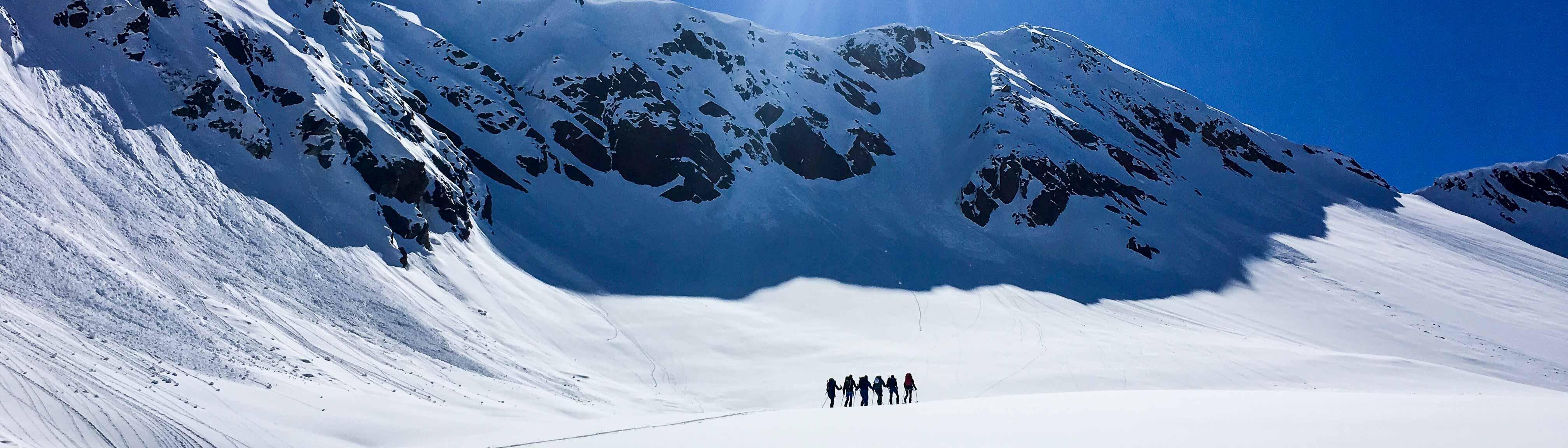 skitouren trainingswoche