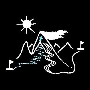 geführte Skitour Hütte