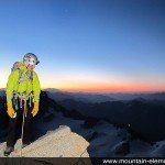 Klettertour mit staatlich geprüftem Bergführer