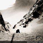 Mont Blanc Hochtour mit Rochefortgrat