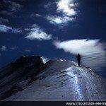 Skitouren Abruzzen – unterwegs am winterlichen Gran Sasso
