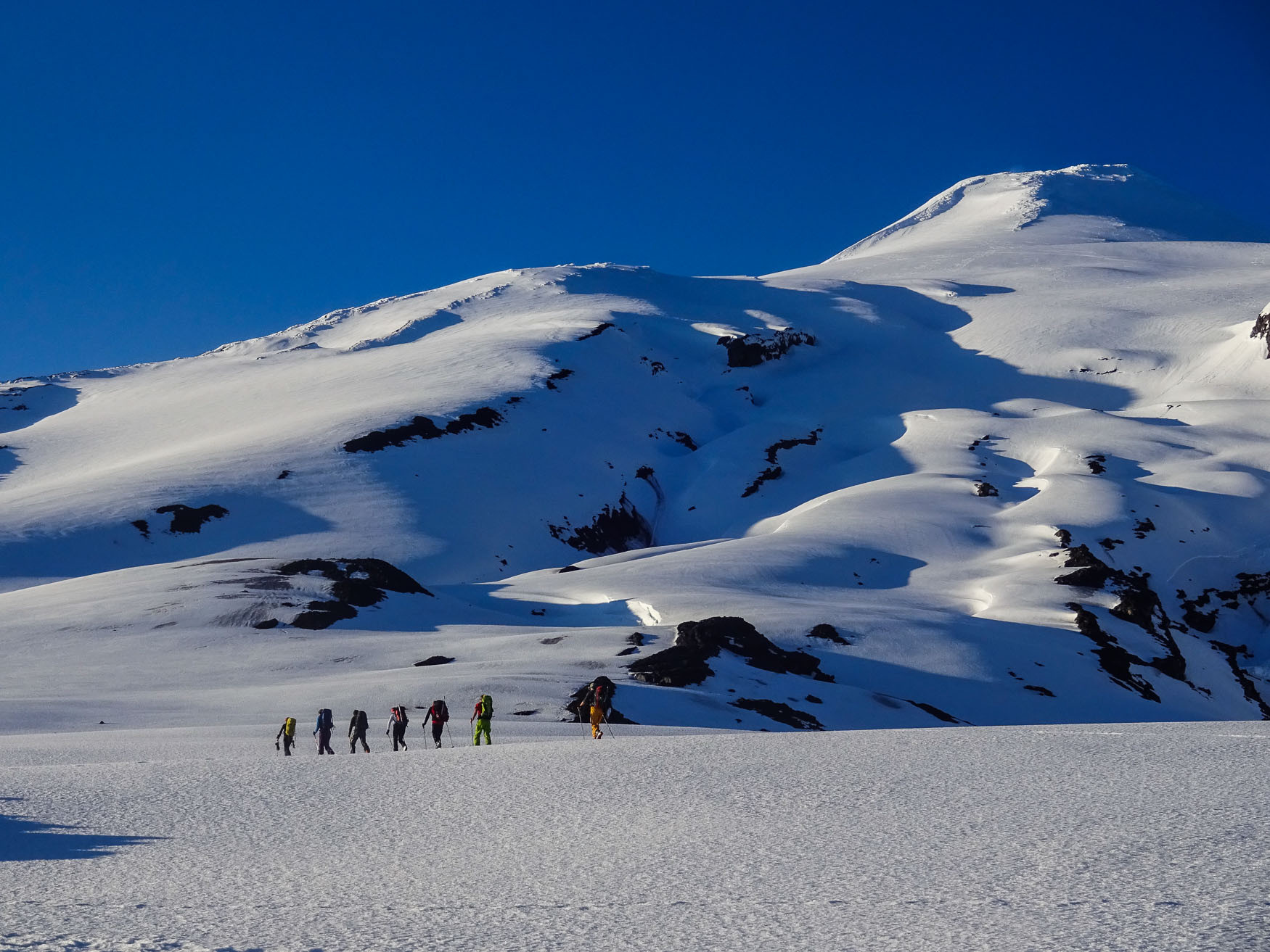 Skitourenreise Chile